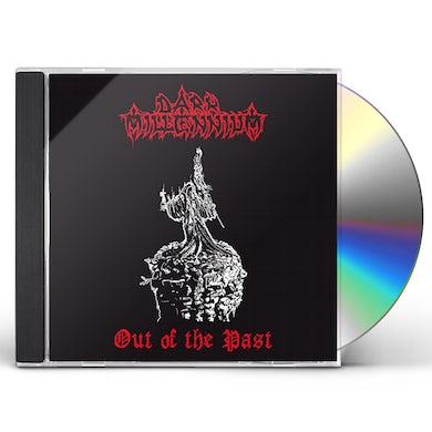 Dark Millennium OUT OF THE PAST CD