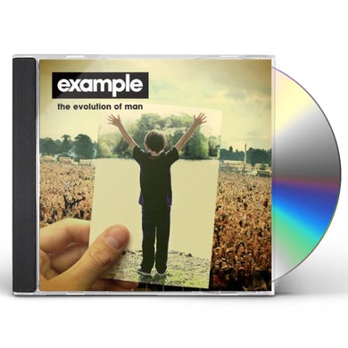 Example EVOLUTION OF MAN CD