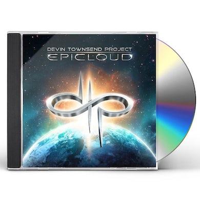 Devin Project Townsend EPICLOUD CD
