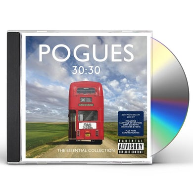 The Pogues 30:30: ESSENTIAL COLLECTION CD