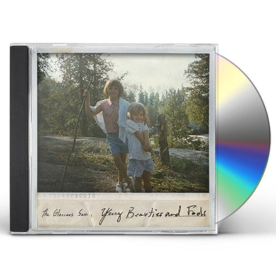 Glorious Sons YOUNG BEAUTIES & FOOLS CD