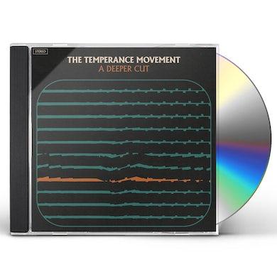 The Temperance Movement DEEPER CUT CD