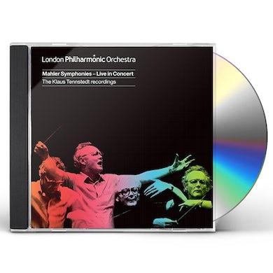 London Philharmonic Orchestra TENNSTEDT MAHLER CD