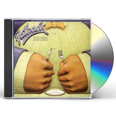 Fatback Band SO DELICIOUS (BONUS TRACKS EDITION) CD