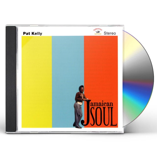 Pat Kelly JAMAICAN SOUL CD