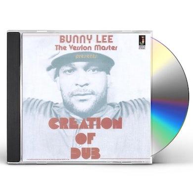 Bunny Lee  CREATION OF DUB CD