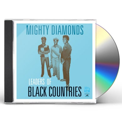 Mighty Diamonds LEADERS OF BLACK COUNTRIES CD