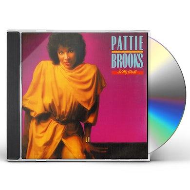 Pattie Brooks IN MY WORLD CD