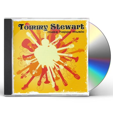 Tommy Stewart MAKE HAPPY MUSIC (VARIOUS ARTISTS) CD