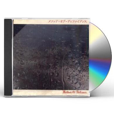 Method Of Defiance NIHON CD