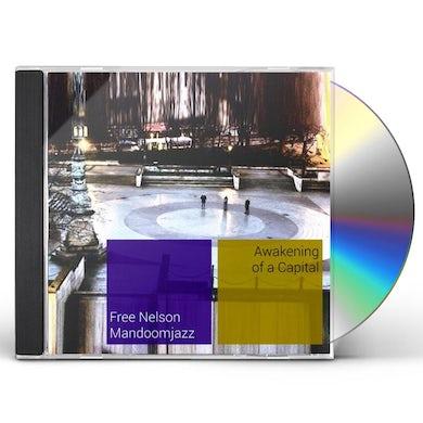Free Nelson Mandoomjazz AWAKENING OF A CAPITAL CD