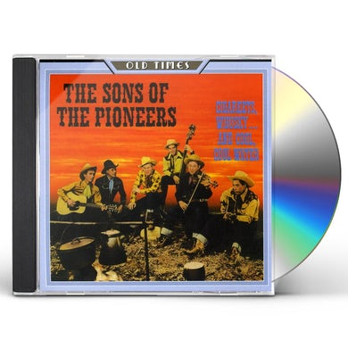 Sons Of The Pioneers CIGAREET CD