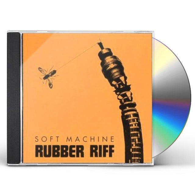 Soft Machine RUBBER RIFF CD