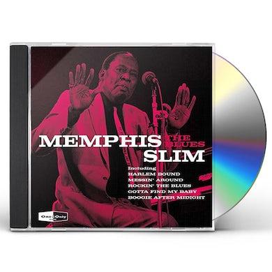 Slim Memphis  BLUES CD