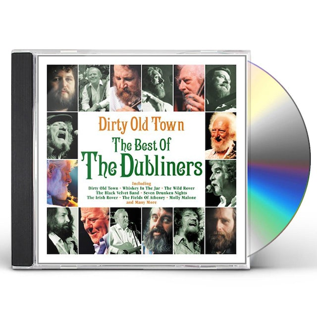 Dubliners DIRTY OLD TOWN: THE BEST OF CD