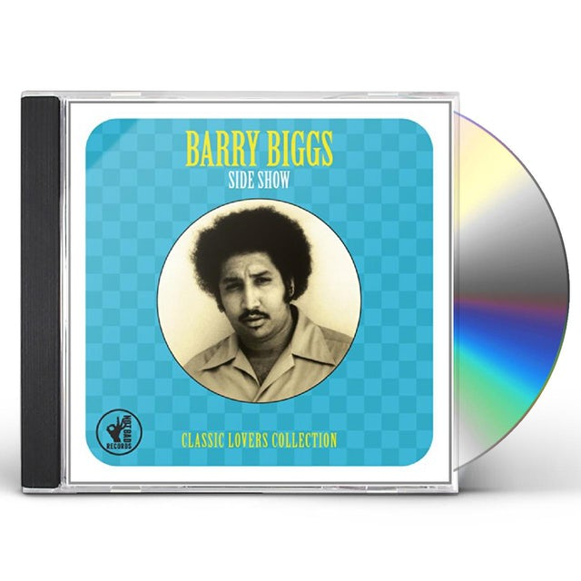 Barry Biggs SIDE SHOW CLASSICS LOVERS COLLECTION CD