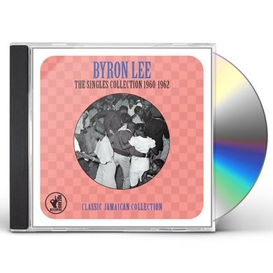 Byron Lee SINGLES COLLECTION 1960-62 CD