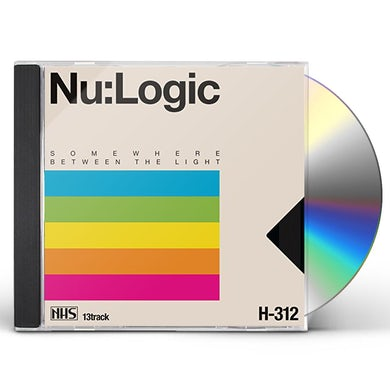 Nu:Logic SOMEWHERE BETWEEN THE LIGHT CD