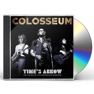 Colosseum TIME'S ARROW CD