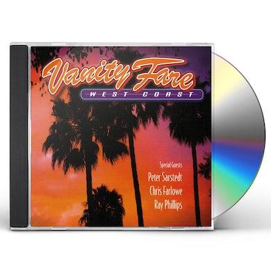 Vanity Fare WEST COAST CD