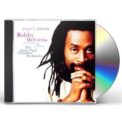 Bobby Mcferrin PAPER MUSIC CD