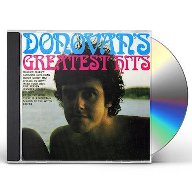 DONOVAN'S GREATEST HITS CD