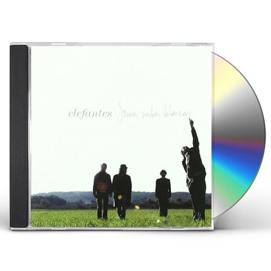 ELEFANTES SOMOS NUBES BLANCAS CD