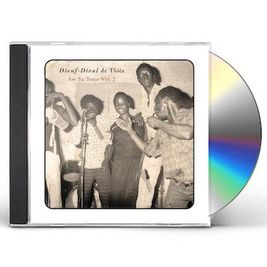 DIEUF-DIEUL DE THIES AW SA YONE 2 CD