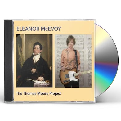 Eleanor Mcevoy THOMAS MOORE PROJECT CD