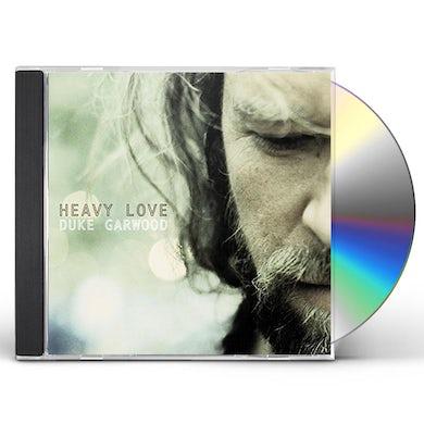 Duke Garwood HEAVY LOVE CD