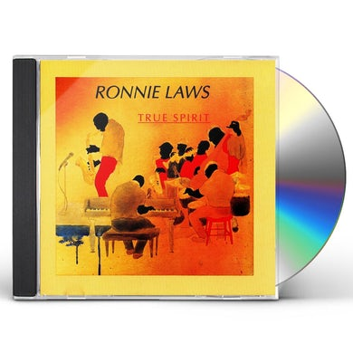 Ronnie Laws TRUE SPIRIT CD