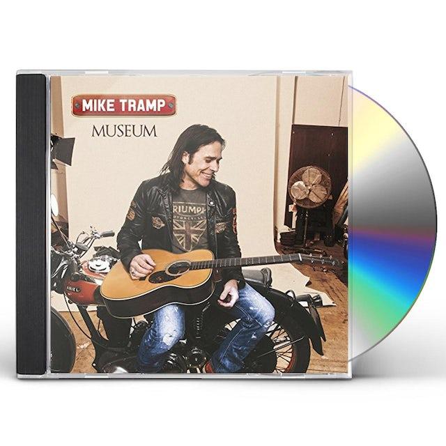 Mike Tramp MUSEUM CD