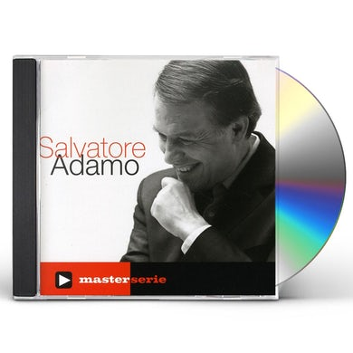 Salvatore Adamo MASTER SERIE CD