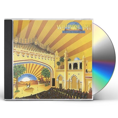 Wishbone Ash LIVE DATES II CD