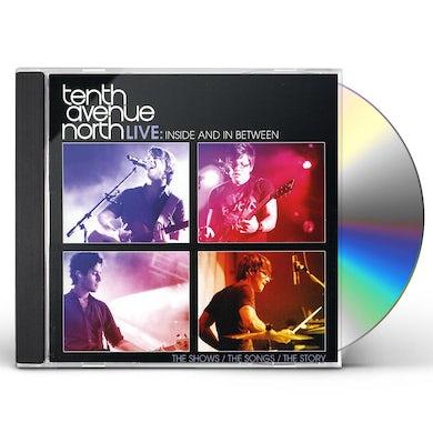 Tenth Avenue North INSIDE & IN BETWEEN CD