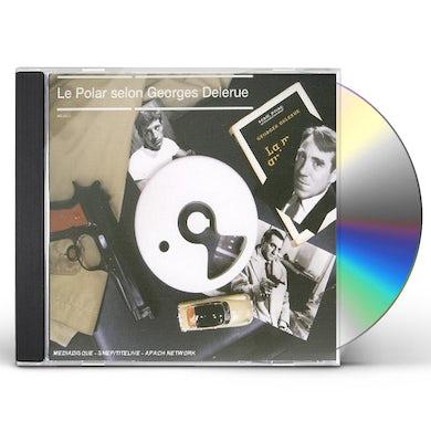 Georges Delerue LE POLAR SELON DELERUE CD