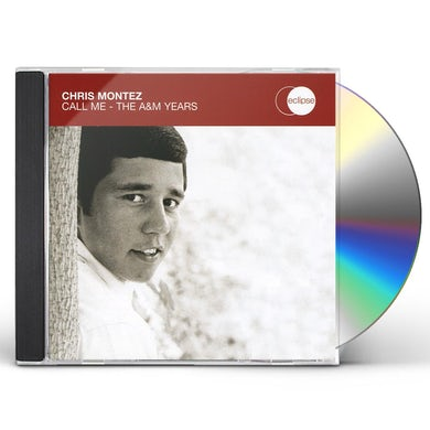 Chris Montez CALL ME: THE A&M YEARS CD