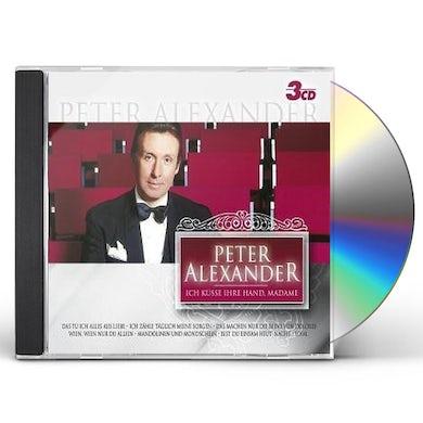 Peter Alexander ICH KUSSE IHRE HAND MADAME CD