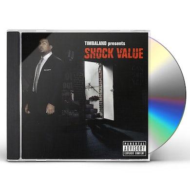Timbaland SHOCK VALUE CD