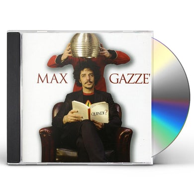 Max Gazze QUINDI CD