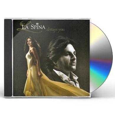 Rosario La Spina ALWAYS YOU CD