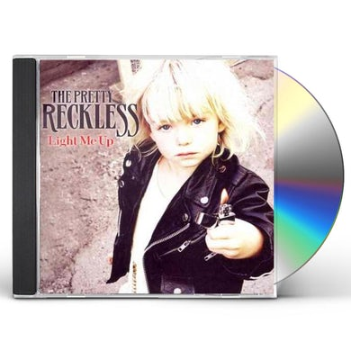 The Pretty Reckless LIGHT ME UP CD