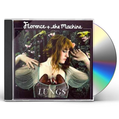 Florence and The Machine Lungs (2 CD Deluxe Edition) CD