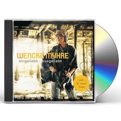 Wencke Myhre EINGELIEBT AUSGELIEBT CD