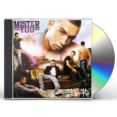 Mister You DANS MA GROTTE CD