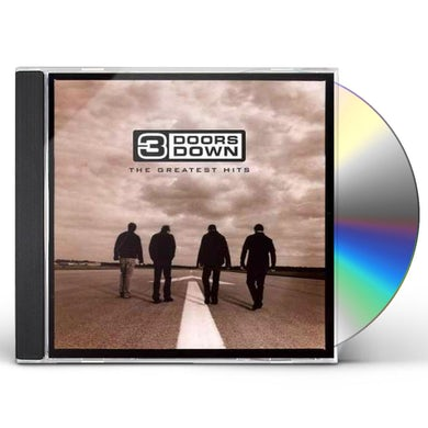 3 Doors Down GREATEST HITS CD
