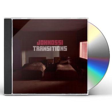Johnossi TRANSITIONS CD