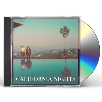 Best Coast CALIFORNIA NIGHTS CD