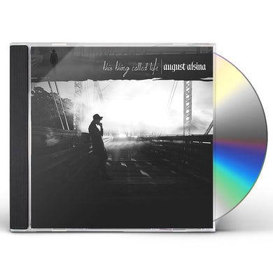 August Alsina THIS THING CALLED LIFE CD