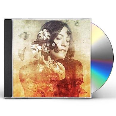 Keren Ann YOU'RE GONNA GET LOVE: LIMITED EDITION CD